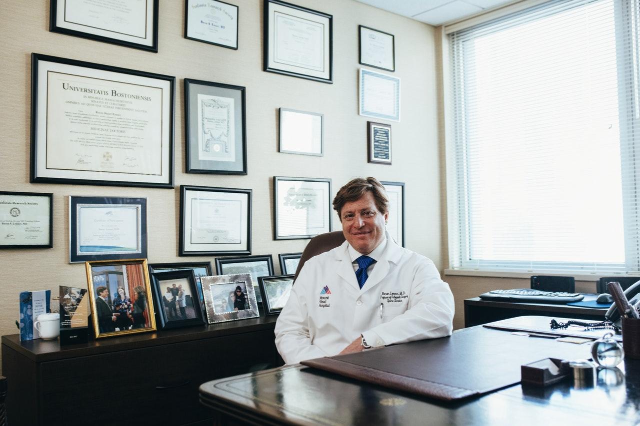 Dr. Blake White